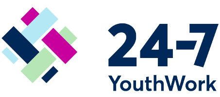 24-7 Youth Work logo